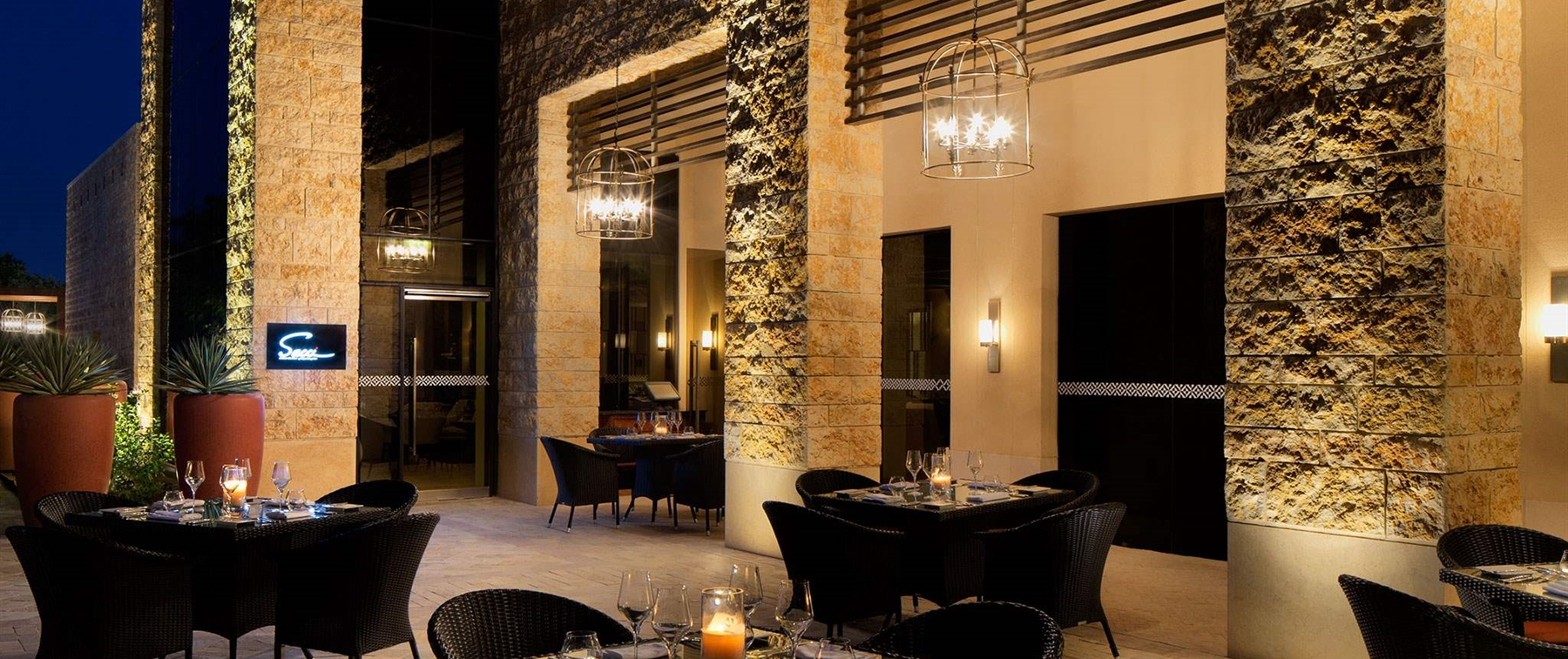 Sacci Abu Dhabi Restaurant